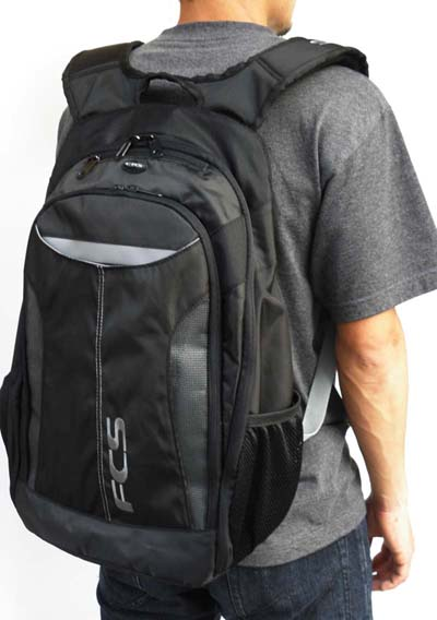 42ced569b8e73 ラヴサーフのストア情報 - WET ZONEを搭載!FCS Backpack  I.Q.  6825円